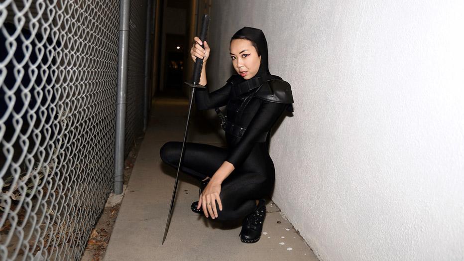Kimberly Chi - Naughty Ninja Nubile