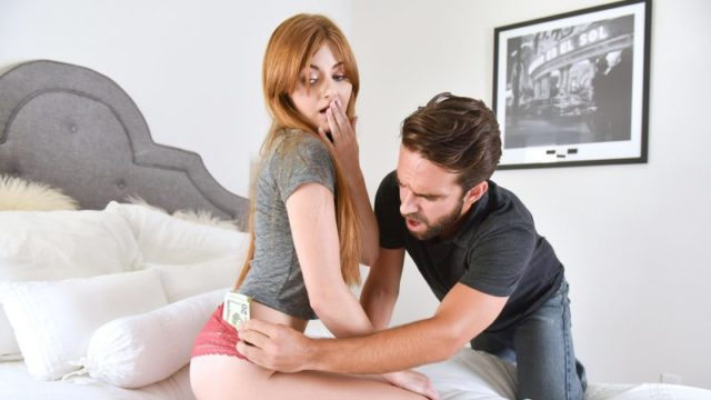 Miley Cole - Caught Red Haired