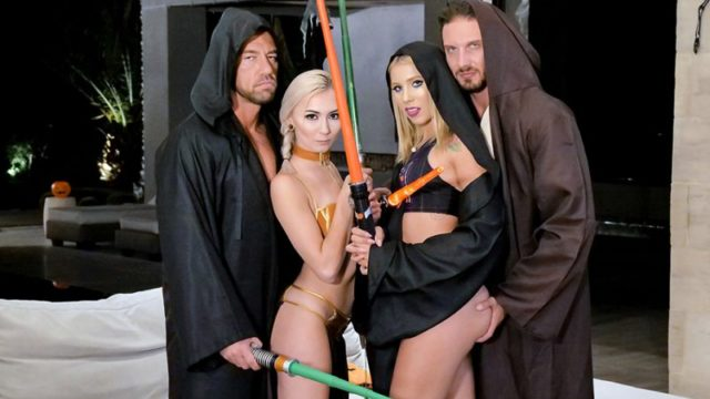 Chanel Grey - Turning Our Daughters To The Dark Side