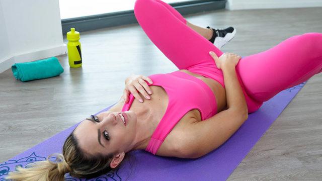 Jaimie Vine - Yoga Master Muff Blaster