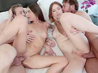 Arielle Faye and Pepper Hart - The Shop And Swap