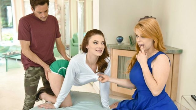 Jaycee Starr - Embrace The Ginger And They Will Cum