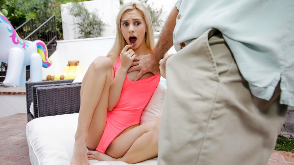 Chanel Shortcake - Sexy Selfies For Her Stepgrandpa
