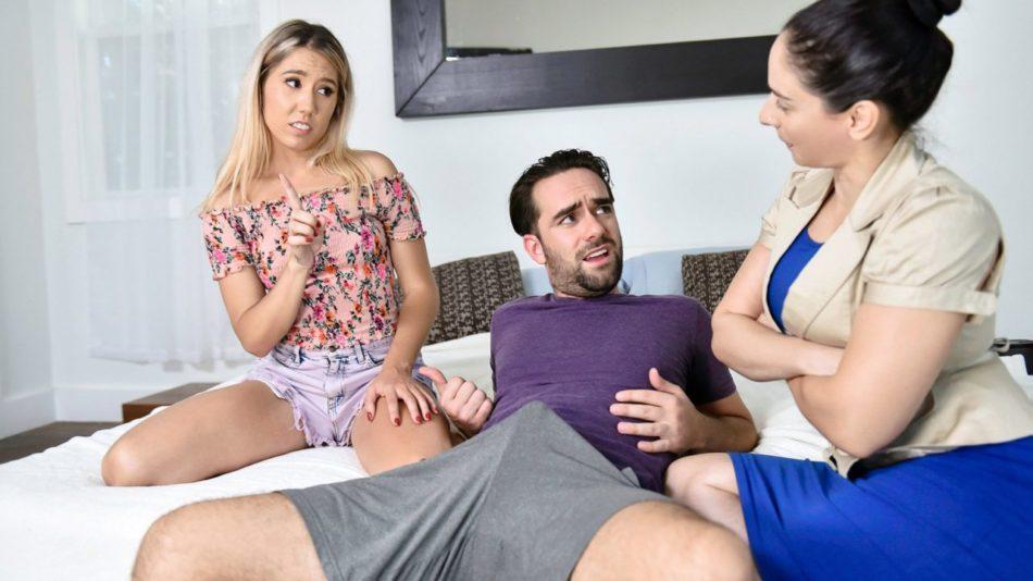 Paisley Bennett - Supervised Stepsibling Sex