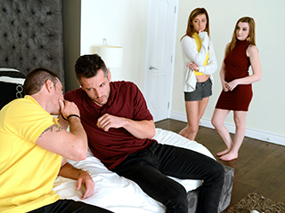 Avery Moon And Cameron Minx - You Fuck My Dad And I Revenge Fuck Yours